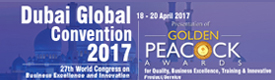 Dubai Global Convention on 2017