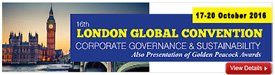 16th London Global Convention 2016